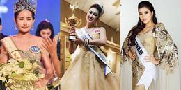 Những mỹ nhân Việt đã 'dao kéo' vẫn nghiễm nhiên đăng quang Hoa hậu
