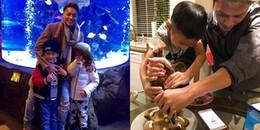 Chồng mới em gái Thanh Thảo đối xử với con riêng của Ngô Kiến Huy ra sao?