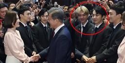 Clip: Quá xinh đẹp, Song Hye Kyo khiến các chàng trai EXO nhìn đắm đuối không rời mắt