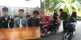 Chàng sinh viên đại học bằng khá cầm đầu nhóm cướp xe ở Sài Gòn
