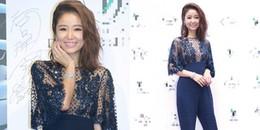 yan.vn - tin sao, ngôi sao - Lâm Tâm Như lại tiếp tục xuất hiện với phong cách già nua, luộm thuộm