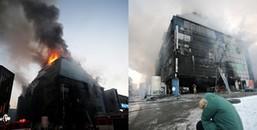 Tòa nhà Hàn Quốc bốc cháy kinh hoàng, gần 60 người thương vong