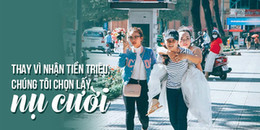 Chuyện nhóm người trẻ cầm máy 'có tâm', chuyên chụp miễn phí tặng các cặp vợ chồng khó khăn