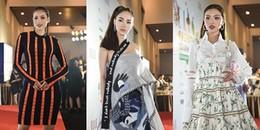Mỹ nhân Việt 'đua nhau' khoe sắc trên thảm đỏ Elle Fashion 2017: Ai hơn ai?