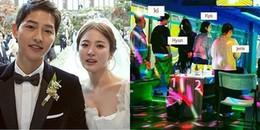 yan.vn - tin sao, ngôi sao - Đây là cách vợ chồng quyền lực Song - Song đón Giáng sinh đầu tiên bên nhau