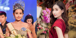 Lê Âu Ngân Anh quyết tâm 'soán ngôi' danh xưng 'Hoa hậu thị phi' của Kỳ Duyên