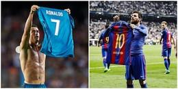 Đội hình xuất sắc nhất lịch sử El Classico trong thế kỷ XXI: Song sát Ronaldo - Messi