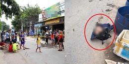 Bình Dương: Kinh hoàng người đàn ông nghi bị sát hại chặt đầu giấu thùng rác