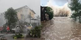 Nóng: Bão Kai-tak giật cấp 11 đang di chuyển vào biển Đông và mạnh lên