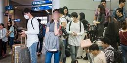 Giữa tâm bão chuyện Trương Quỳnh Anh - Bình Minh, Tim bịt khẩu trang kín mít xuất hiện tại sân bay