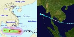 Bão số 16 (Siêu bão Tembin) suy giảm lệch khỏi Việt Nam, người dân vui mừng