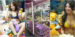 Sự kiện kỳ lạ chỉ có ở Đài Loan: 'Gắp thú bông trúng mỹ nhân'