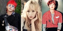 Top 5 nghệ sĩ nổi tiếng có sức ảnh hưởng nhất mạng xã hội năm 2017