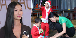 yan.vn - tin sao, ngôi sao - Fan lo lắng khi Hoàng Thùy gặp vấn đề sức khỏe trước thềm Chung kết Hoa hậu Hoàn vũ