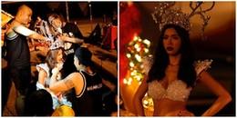 """Siêu mẫu Châu Á Minh Tú làm """"nữ hoàng"""", đốt mắt cùng dàn mẫu bikini nóng bỏng"""