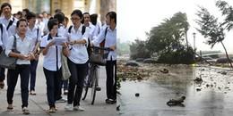 TP.HCM: Học sinh, sinh viên sẽ được nghỉ học 1 ngày để tránh siêu bão số 16