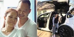 Sao Việt 'phát hờn' khi 'mắt nai' Hồng Ngọc được chồng tặng quà Giáng sinh 'khủng'