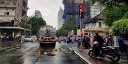 Sài Gòn: Nữ sinh đại học tử vong thương tâm do bị bánh xe bồn cán qua người