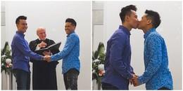 yan.vn - tin sao, ngôi sao - Sau 8 năm yêu nhau, John Huy Trần và bạn trai