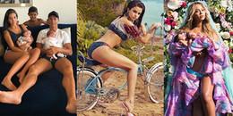 CR7 chính thức hạ gục 'nữ hoàng Instagram' Selena Gomez trong năm 2017