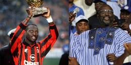 'Quả bóng vàng 1995' đắc cử Tổng thống Liberia