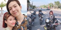 Khởi My - Kelvin Khánh là cặp vợ chồng hưởng tuần trăng mật lâu nhất Vbiz