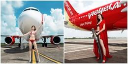 yan.vn - tin sao, ngôi sao - Hot girl Mỹ gợi cảm nhất mạng xã hội sexy bên tàu bay Vietjet