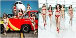 yan.vn - tin sao, ngôi sao - Lộ diện dàn mỹ nhân khoe đường cong trên lịch Bikini Vietjet