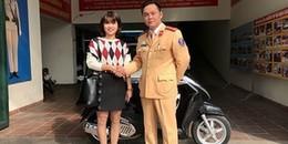 Hà Nội: Mất xe máy 10 ngày, người phụ nữ bỗng nhận được cái kết bất ngờ