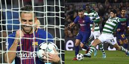 Highlights Barcelona 2-0 Sporting Lisbon: Đẳng cấp chênh lệch