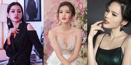 Những mỹ nhân Việt sở hữu vẻ đẹp ngang ngửa các 'tường thành nhan sắc' quốc tế