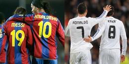 Thay nhau thống trị thế giới nhưng Messi và Ronaldo vẫn phải 'chào thua' những huyền thoại này