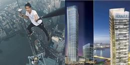 Thêm tình tiết gây chấn động trong vụ nam diễn viên Trung Quốc rơi từ tầng 62