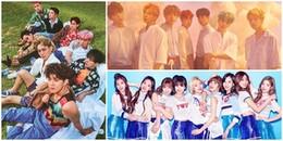 EXO, TWICE 'vượt mặt' loạt sao đình đám có album tiêu thụ 'khủng' nhất Nhật Bản năm 2017