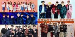 yan.vn - tin sao, ngôi sao - Top 10 thần tượng Kpop ảnh hưởng nhất với khán giả dưới 18 tuổi