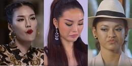 Những lần bĩu môi 'thần thánh' đi vào lịch sử của mỹ nhân Việt