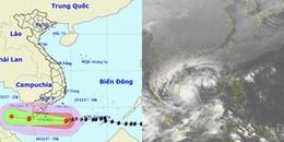 Cơn bão số 16 (bão Tembin) đang đi lệch xuống phía Nam, có dấu hiệu suy yếu dần