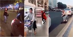 Cộng đồng mạng thi nhau tham gia thực hiện 'Vũ điệu vẫy xe' đang 'làm mưa làm gió'