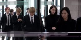 yan.vn - tin sao, ngôi sao - Dàn sao Hàn thất thần đến tiễn đưa Jonghyun (SHINee)