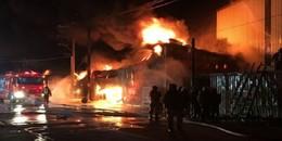Cháy lớn tại Đài Loan, chưa nhận dạng được thi thể 6 người Việt Nam thiệt mạng