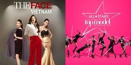 Phản ứng của fan khi thấy The Face về cùng nhà với Vietnam's Next Top Model