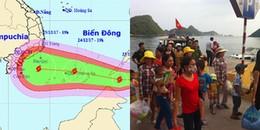 Tiền Giang lên kịch bản sơ tán 40.000 dân tránh bão Tembin