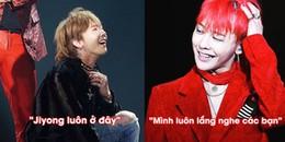 G-Dragon đáp lời fan gọi ngọt như mía lùi khiến hàng triệu trái tim tan chảy tại concert BigBang