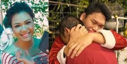 Khoảnh khắc cảm động: Bố Phương Vy bật khóc trước món quà giáng sinh ý nghĩa