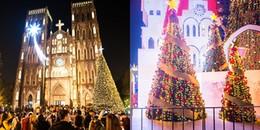 Những địa điểm checkin Giáng sinh hoành tráng đẹp lung linh không thể bỏ qua giữa lòng Thủ đô
