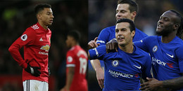 MU hòa bạc nhược, Chelsea soán vị trí thứ 2 với thắng lợi 5 sao