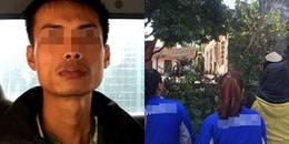Hà Nội: Giết vợ sau đó viết lên bụng nạn nhân 2 chữ 'phản bội' vì nghi vợ ngoại tình
