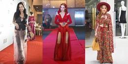Top 10 bộ cánh 'thảm họa' nhất showbiz Việt năm 2017