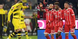 Bayern bay cao, Dortmund tiếp tục chìm sâu trong khủng hoảng