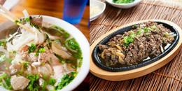 Phở Việt Nam lọt top những món ăn bất kì ai trên thế giới cũng phải thưởng thức một lần trong đời